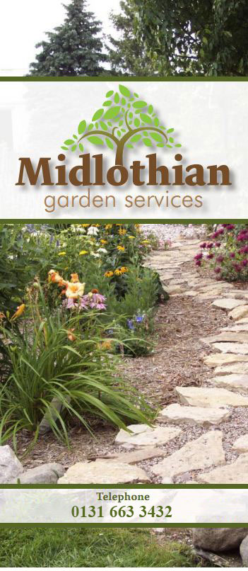 Midlothian garden services mayfield and easthouses youth for Local gardening services